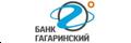Банк Гагаринский - логотип