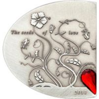 Аверс монеты «Семена любви»